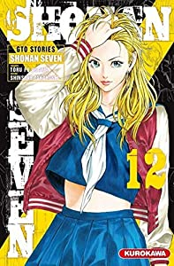 Shonan Seven - GTO Stories Edition simple Tome 12