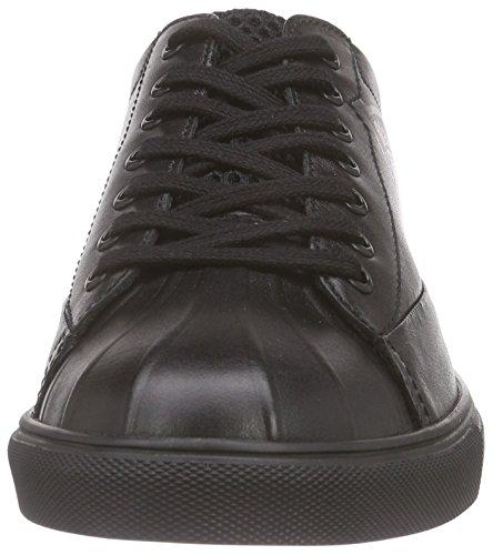 Blauer USA 6scuptoe/Lea, Baskets Basses homme Noir - Noir
