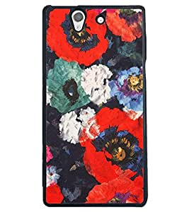 PRINTSWAG PAINTING Designer Back Cover Case for SONY XPERIA Z