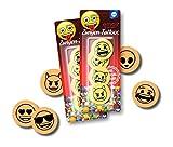 4 Zungentattoos Emoji