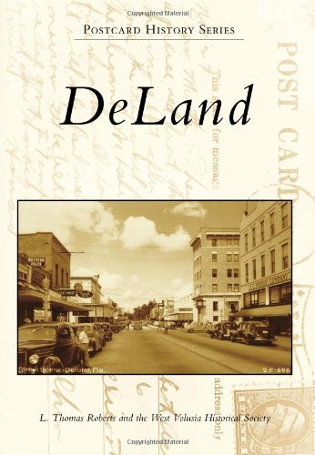 DeLand (Postcard History) Stetson Center