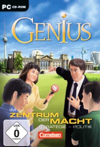 Genius: Im Zentrum der Macht: Strategie - Politik. CD-ROM -