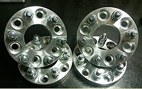 Alloyworks 6Lug Wheel Spacer 6x 139.730mm pour Nissan Patrol GQ GU (lot de 4)