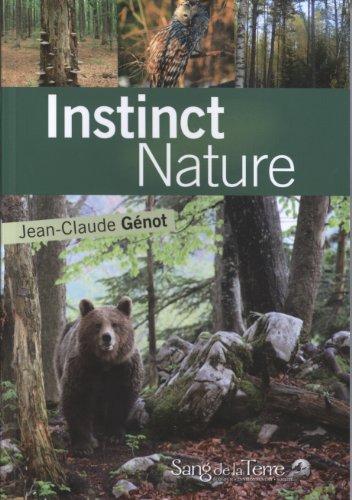 Instinct nature par Jean-Claude Génot