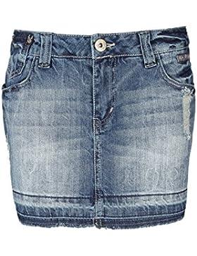 Fresh Made Minigonna di jeans | Minigonna di jeans in denim di alta qualità
