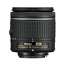 Nikon AF-P DX Nikkor 18-55mm f/3.5-5.6G Zoomobjektiv