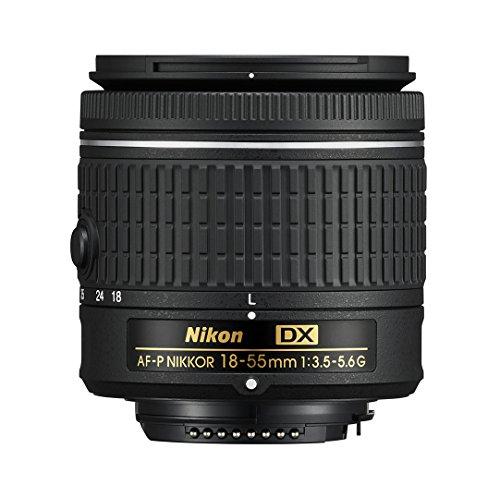 Nikon AF-P DX NIKKOR 18-55mm f/3.5-5.6G - Objetivo