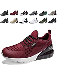 Baskets Chaussures Homme Femme Outdoor Running Gym Fitness Sport Sneakers Style Multicolore Respirante 34EU-46EU
