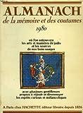 Image de Almanach de la mémoire et des coutumes