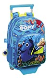 Disney Walt Findet Dorie Nemo Dory, Rucksack mit Trolley (S020), blau, 34 x 26 x 11 cm