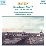 Haydn - Symphonies Nos 54,56 and 57