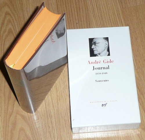 André Gide : Journal 1939-1949