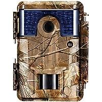 Minox DTC 700 Wild- und Überwachungskamera Camouflage – Modular aufgebaute Trail Camera für Fotos & Videos – Trennungfunktion von Kameramodul und Schutzgehäuse für einfaches Handling