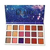 Beatie 18colore Matte Nudes Ombretto palette rauchige schimmernde Palette Make Up Cosmetici occhio ombra Eyeshadow Palette