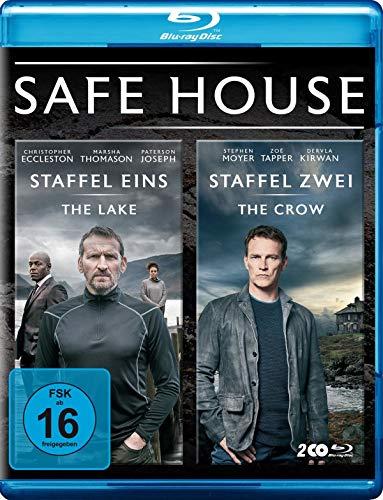 Safe House - Staffeln 1&2 (2 Blu-rays)