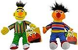 Sesamstrasse Plüschfiguren-Set Ernie + Bert ca. 22 cm