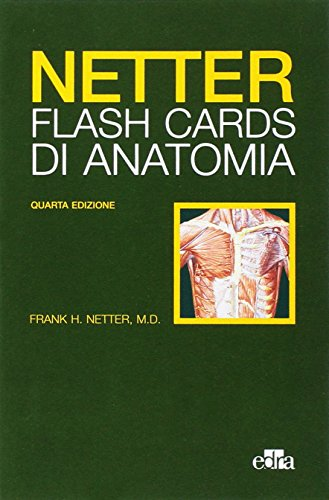 Netter Flash cards di anatomia