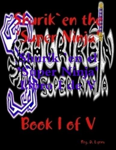 Shurik`en en El Super Ninja Libro 1 de 5 (SHURIK`EN El Super Ninja Series) par Reg. D. Lyons