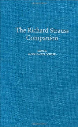 The Richard Strauss Companion