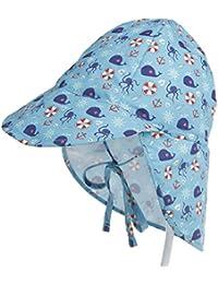 Boomly Estate Motivo stampato Asciugatura rapida Traspirante Berretto per Bambino  Cappello Bambino con Visiera Cappello da 253e32a3a63e