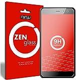 nandu I ZenGlass Flexible Glas-Folie für TP-Link Neffos X1 Lite Panzerfolie I Bildschirm-Schutzfolie 9H I (Kleiner Als Das Gewölbte Bildschirm)