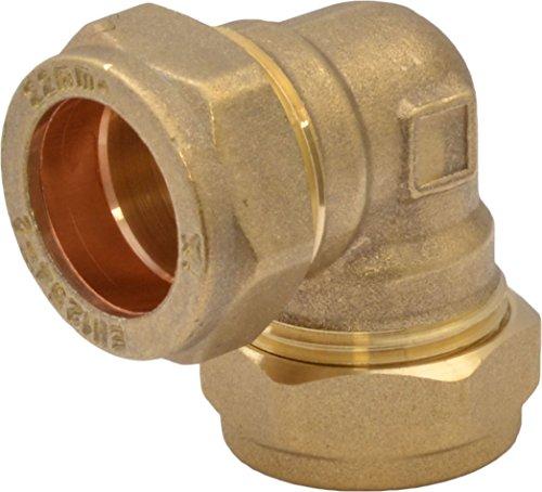 22 mm Coude de compression