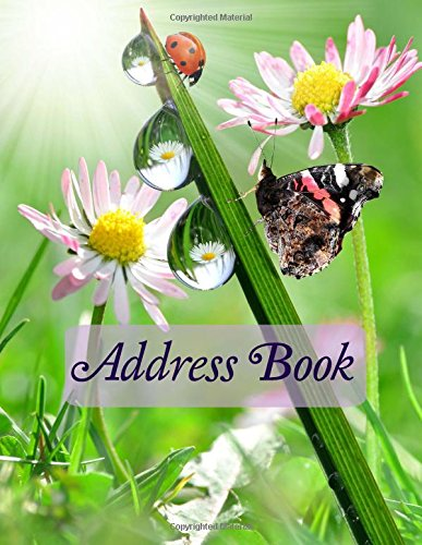 Address Book: Volume 59 (Simple and Affordable Address Books)