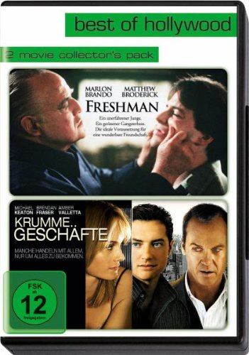 Best of Hollywood - 2 Movie Collector's Pack: Freshman / Krumme Geschäfte [2 DVDs]