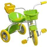 دراجة اطفال بثلاث عجلات لون اخضر