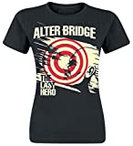 Alter Bridge Damen T-Shirt The last Hero schwarz