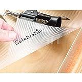 #9: Celebrationgift 5 mtr mat Multipurpose Premium Textured Super Strong Anti-Slip Eva Mat For Fridge, Bathroom, Kitchen, Drawer, Shelf Liner, Anti Slip Mat - Easily Organize Your Drawer Or Shelf(Asssorted)