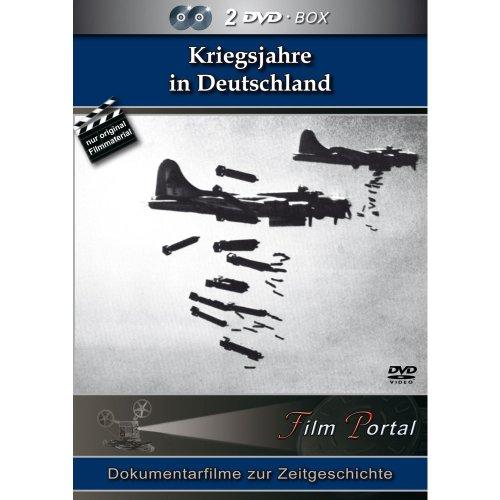 History Films - Kriegsjahre in Deutschland [2 DVDs]