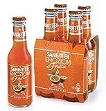 Aperitiv Sanbitter Passionsfrucht (Maracuja) - 03 Flaschen à 200 ml -Aperitif