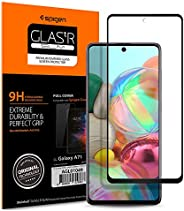 Spigen GLAStR Slim for Samsung Galaxy A71 Screen Protector Tempered Glass - Full Cover