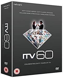 ITV 60 (12 disc rarities & classics box set) [DVD]