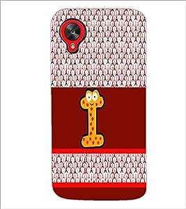 PrintDhaba GRANDbet I D-3388 Back Case Cover for LG GOOGLE NEXUS 5 (Multi-Coloured)