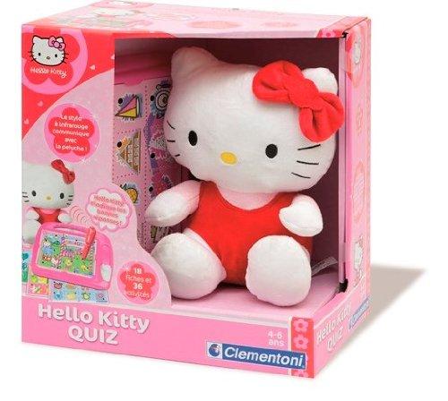 Imagen principal de Hello Kitty - Peluche [Importado de Francia]