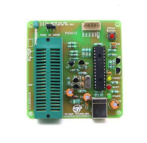 Silicon TechnoLabs PICkit2 PIC Microcontroller USB Programmer