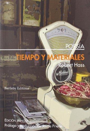 Tiempo Y Materiales (Poesia (bartleby))