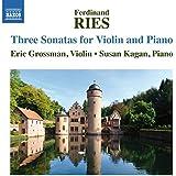 Drei Sonaten für Violine und Klavier