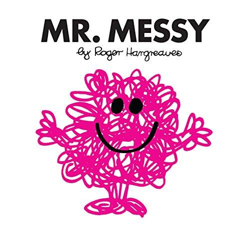 Mr. Messy (Mr. Men Classic Library)