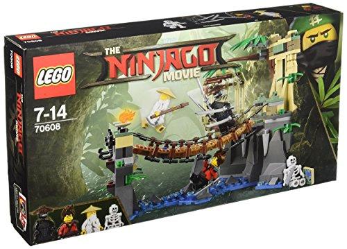 Lego Ninjago 70608 Cascate del Maestro