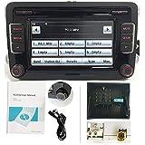 Radio stéréo pour Volkswagen RCD510 EODA OEM - Radio, 6CD, USB, AUX, SD, lecteur...