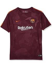Nike FCB Y Nk BRT Stad JSY SS 3R Camiseta 3ª Equipación FC Barcelona 17-18 c2ba97f7377f6