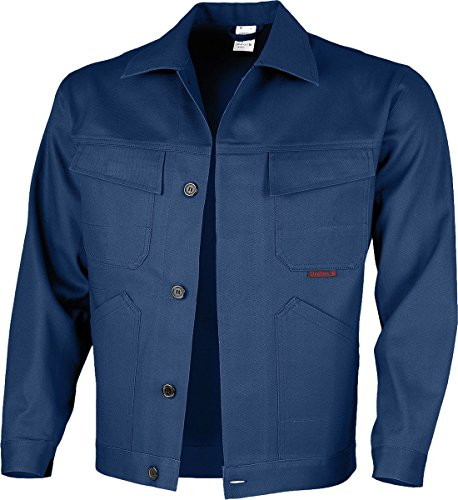 Qualitex Arbeits-Jacke BW 270 - Größe: 44 - hydronblau