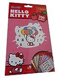 Hello Kitty 700 Sticker Set