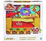 Play-Doh Fun Factory Retro Pack, Embalaje Exclusivo de Estilo Retro