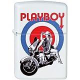 Zippo Briquet #214 Playboy Bullseye