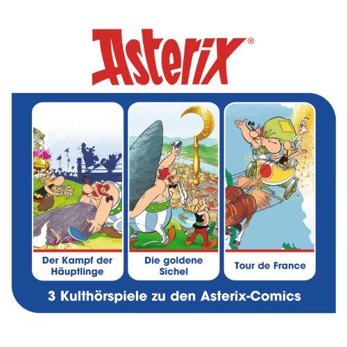 Asterix - Hörspielbox Vol. 2