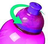 Sistema Twist n Sip BPA Free Water Bottle, 460 ml - Blue